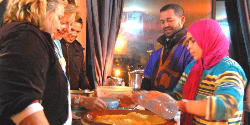 Kasbah Omar Cooking Class