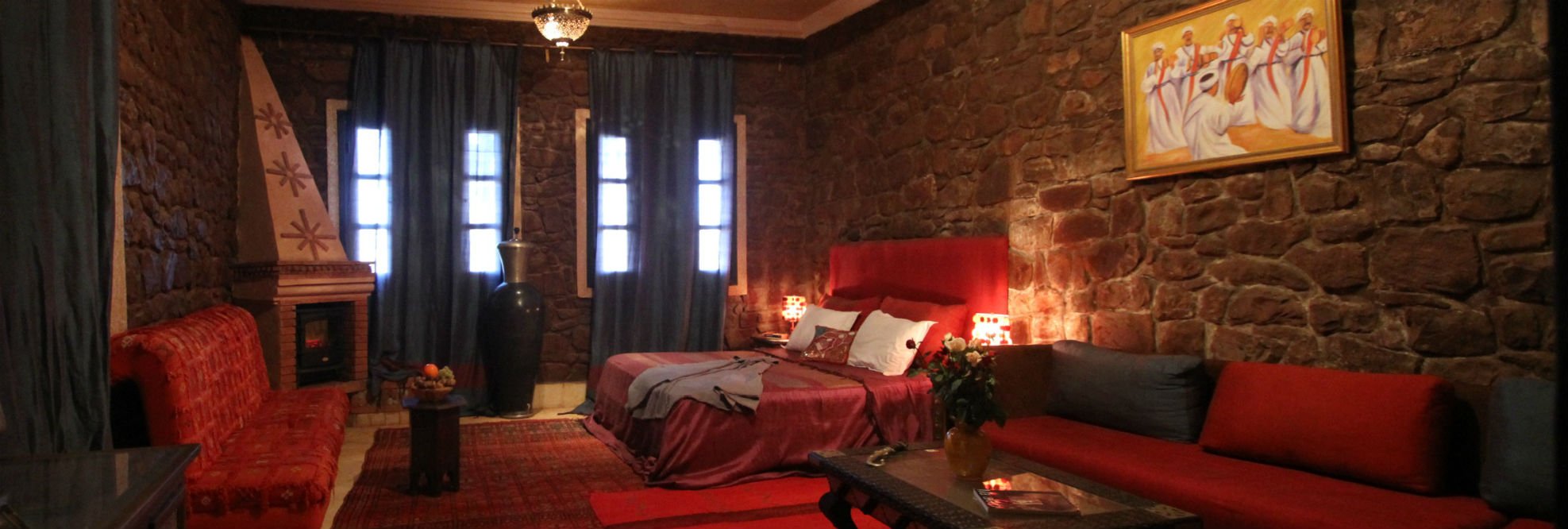 Elegant Berber hotel, Elegant Ourika Valley Hotel