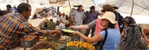 Berber Souk, Shop in the Berber Souk, Ourika Berber Souk