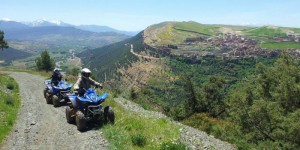 High Atlas Quad Tour, High Atlas ATV adventure