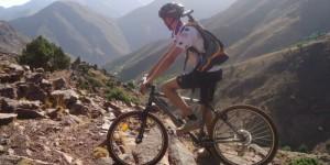 overnight bike trek in morocco, biking day trips in morocco