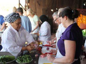 Culinary Class at Kasbah Omar